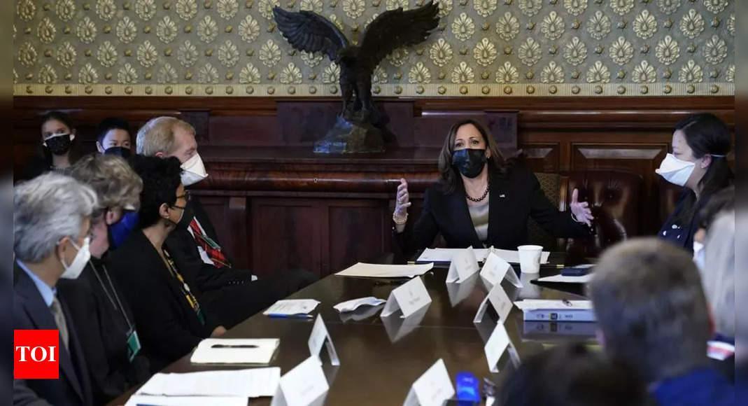 biden:  White House eyes new climate change strategies in Biden bill – Times of India