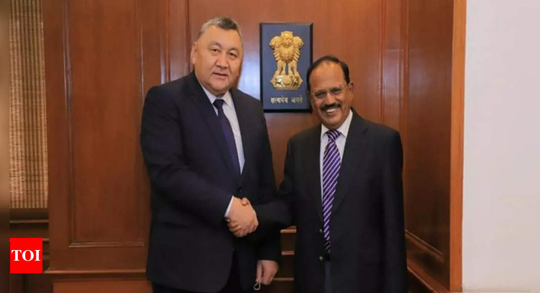 India, Kyrgyzstan hold first Strategic Dialogue, discuss common security challenges, Afghanistan