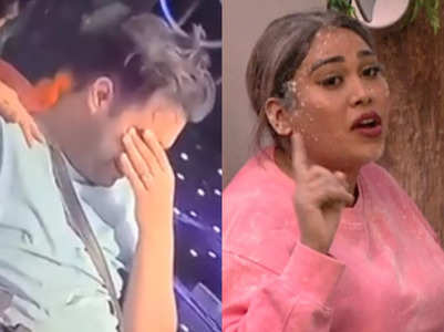 Rajiv cries after Afsana body shames him