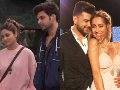 Karan compares Shamita with his ex Anusha