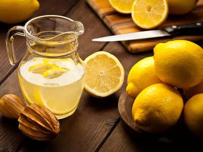 Can lemon water harm your kidneys?