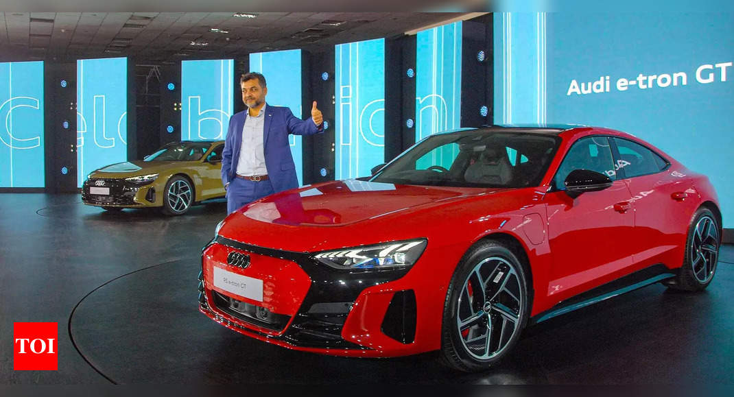 Audi explores assembly of EVs, seeks policy certainty