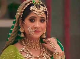 Shivangi on leaving Yeh Rishta: 'It felt meri bidaai ho rahi hai'