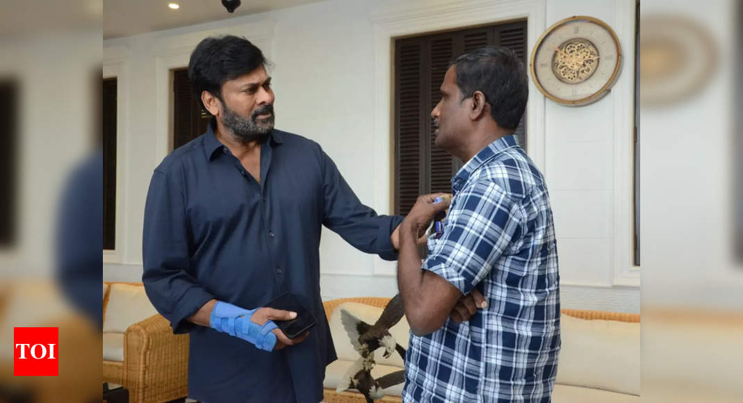 Chiranjeevi helps fan with cancer treatment