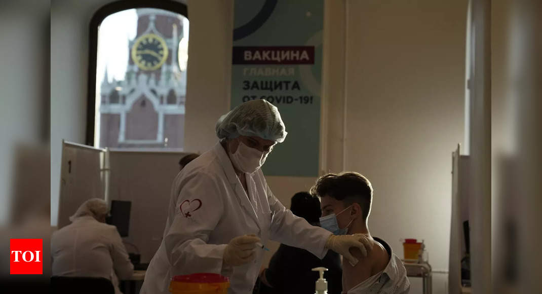 Russia marks another daily coronavirus death high