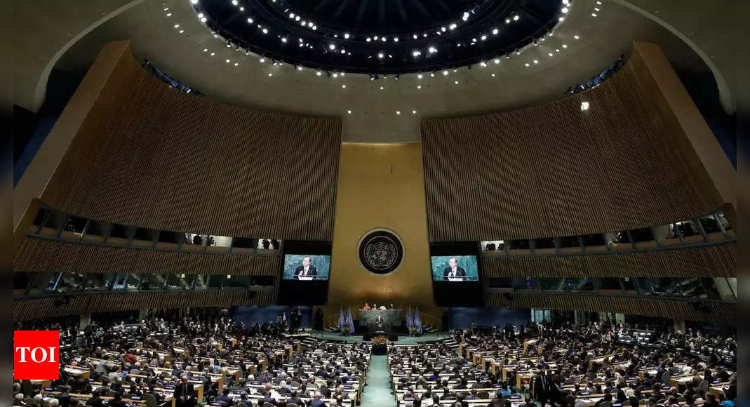 Let COP26 be COP of actions in finance, technology support, not just promises & pledges: India at UN