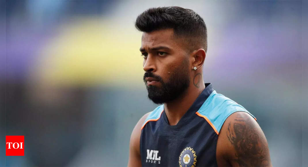 T20 WC: Hardik fit for New Zealand game