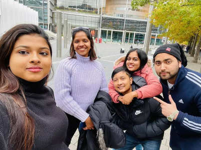 Indian Idol 12 contestants are in London
