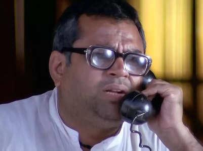 Paresh Rawal is 'tired' of his Baburao image