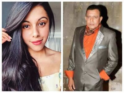 Dishani on advice from dad Mithun Chakraborty