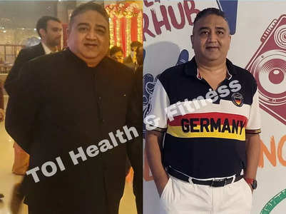 """""""I lost over 25 kgs by minimizing rice and roti"""""""