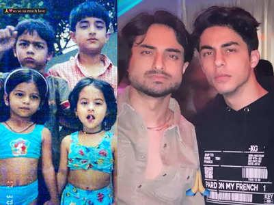 Aryan gets bail: Cousins Arjun, Alia share pics