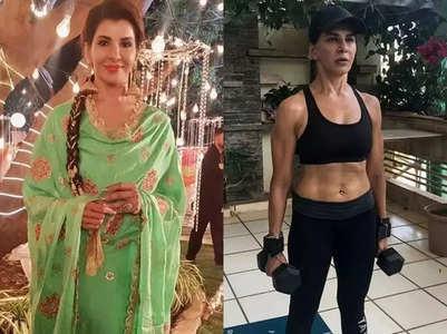 Exclusive - Anita Raaj on being fit at 59