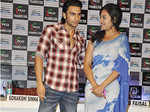 Ranveer with Sonakshi at FICCI seminar