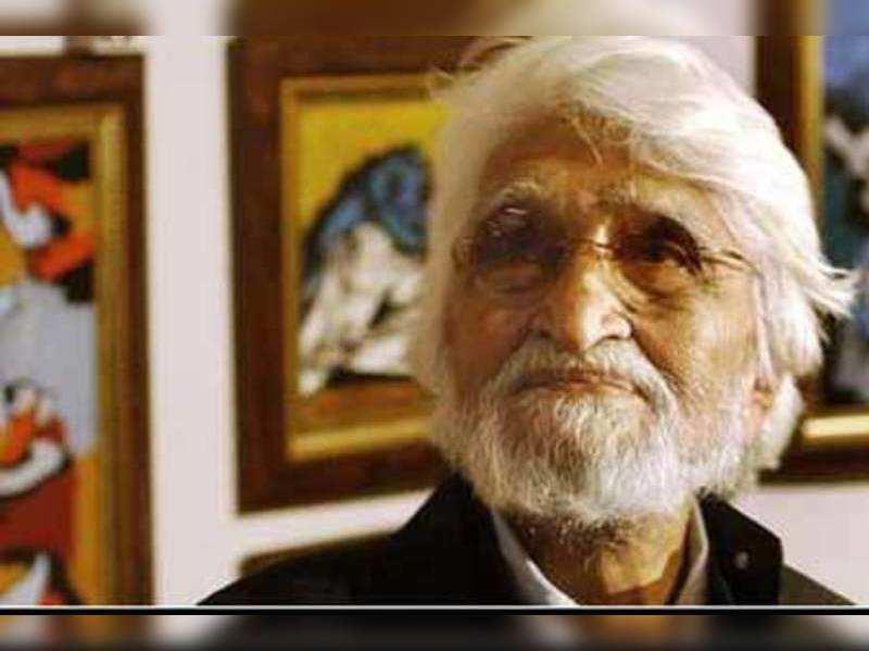 MF Husain: A life well lived