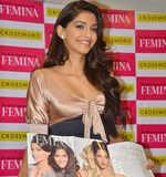 Sonam @ Femina latest edition launch