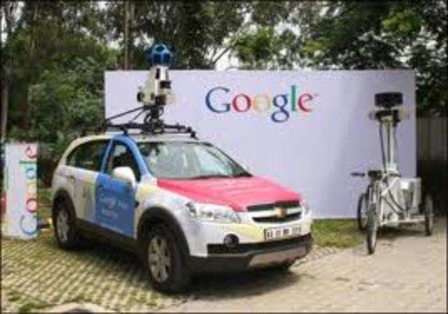 Just three weeks after Google's Street View cars started driving around Bangalore, the company has grounded the fleet after an objection from the city police.