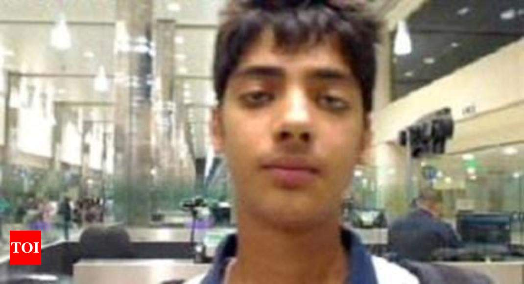 L.A.: Indian teen on school tour goes missing in Los Angeles - Times of  India