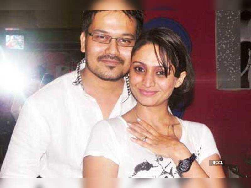 Shivani Gosain and with Rajeev Gandhi