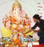 Sonu Sood celebrates 'Ganesh Chaturthi'