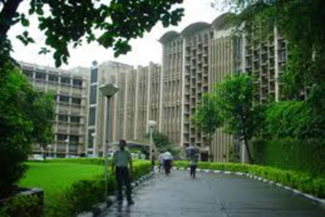 IIT-Bombay campus