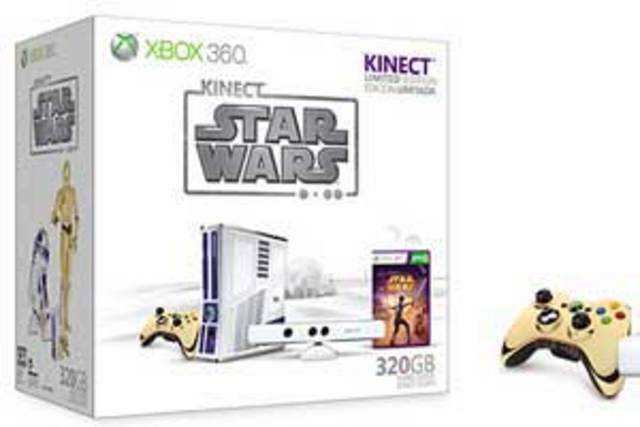 Microsoft Corp unveiled a limited edition Xbox 360 console at a Comic-Con panel that will be modeled after the character R2-D2, with a wireless gold-colored controller resembling his droid pal C-3PO.