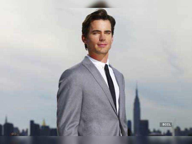 Matt Bomer S Replacing Robert Pattinson English Movie News Times Of India