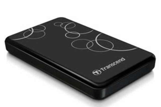 Transcend launches USB 3.0 portable hard drive