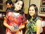 Komal Jayaswal's B'day bash