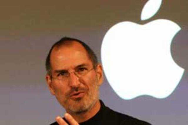 Steve Jobs, who presided over a 91-fold increase in the stock, stepped down as chief executive officer last month