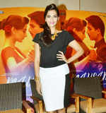 Sonam at 'Mausam' press meet