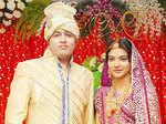 Rishi & Minal Agrawal's reception party