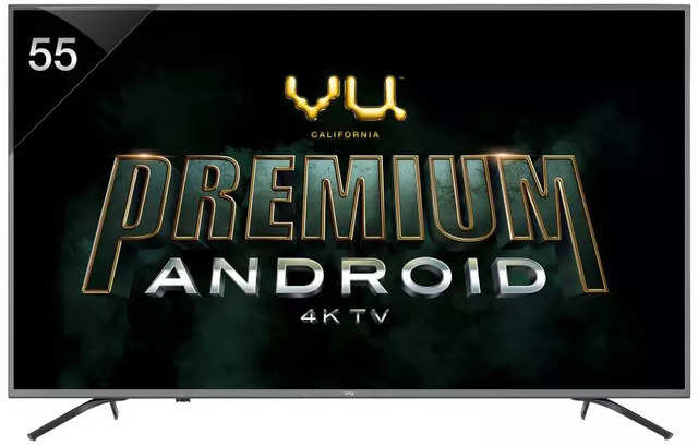 Vu Premium Android 138cm 55 Inch, Does Vu Tv Have Screen Mirroring
