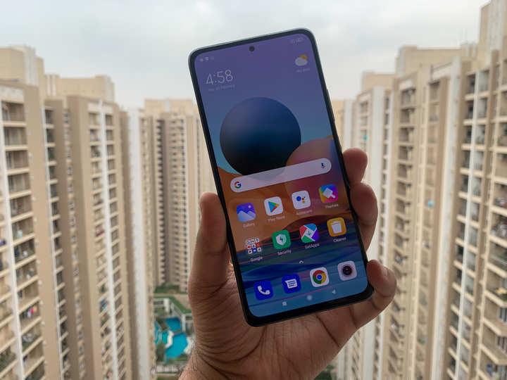 Xiaomi Redmi Note 10 Pro Max Review: The utility player