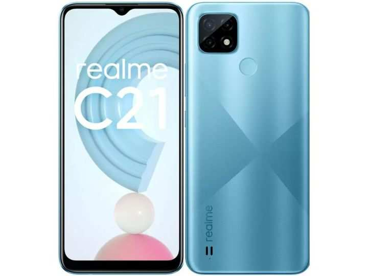 Realme C21 to go on its first sale today via Flipkart at 12pm
