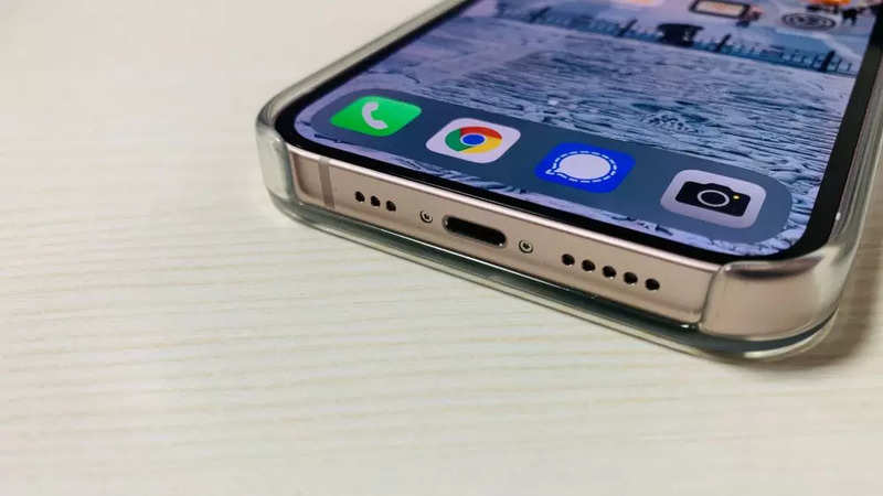After chargers, Apple may take away the charging port