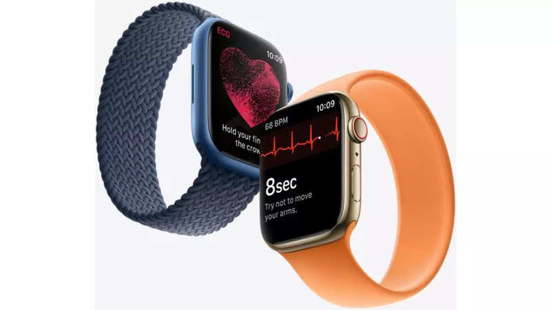 apple: Apple Watch Series 7 does not support this feature in India