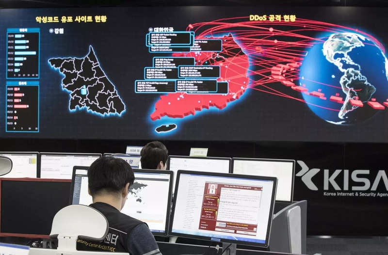 Prime South Korean telecom operator hit by large-scale cyberattack
