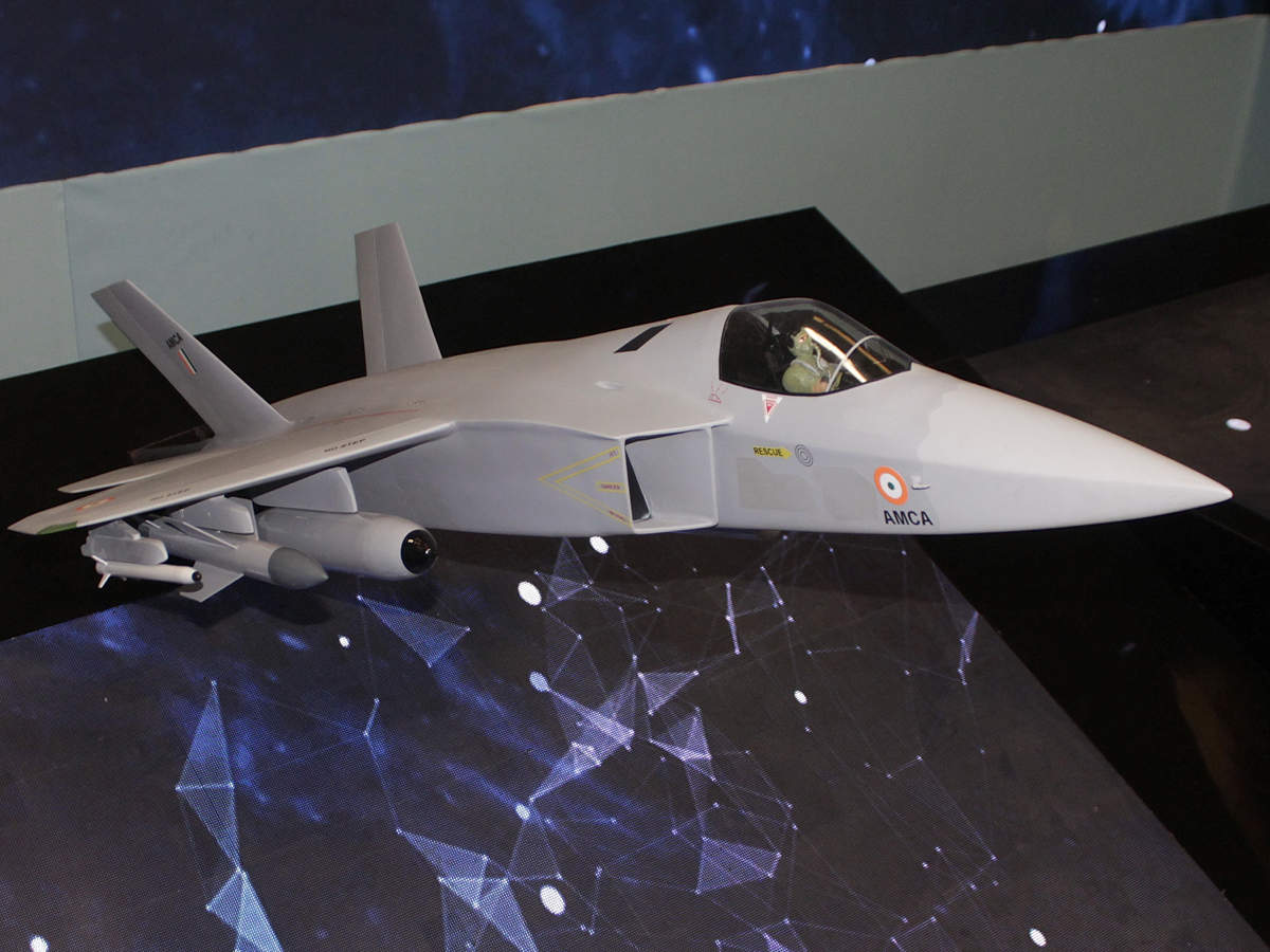 Aero India 2019: HAL-developed advanced medium aicraft will be ...