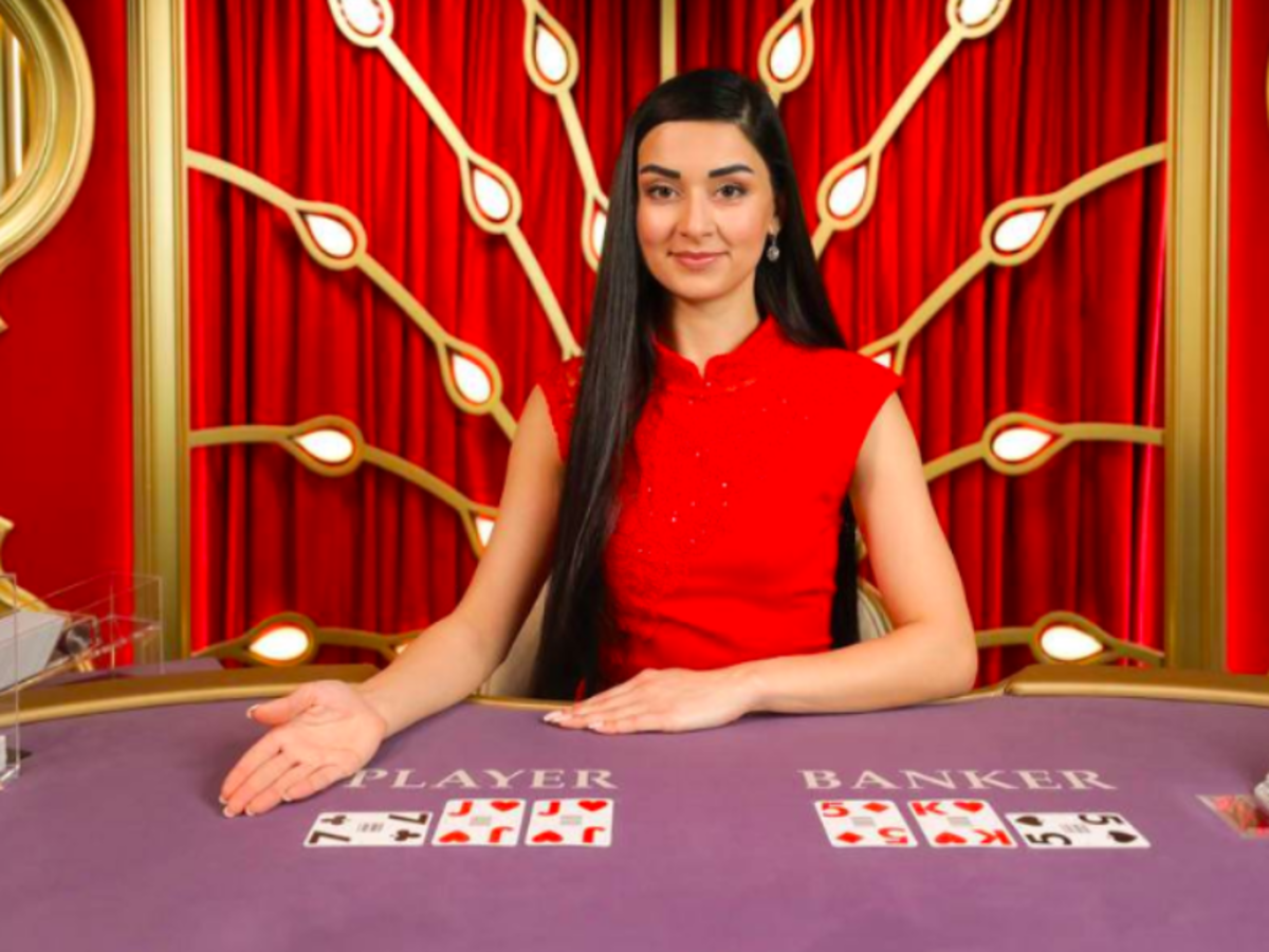 Top 9 Hottest Live Casino Dealers Times Of India