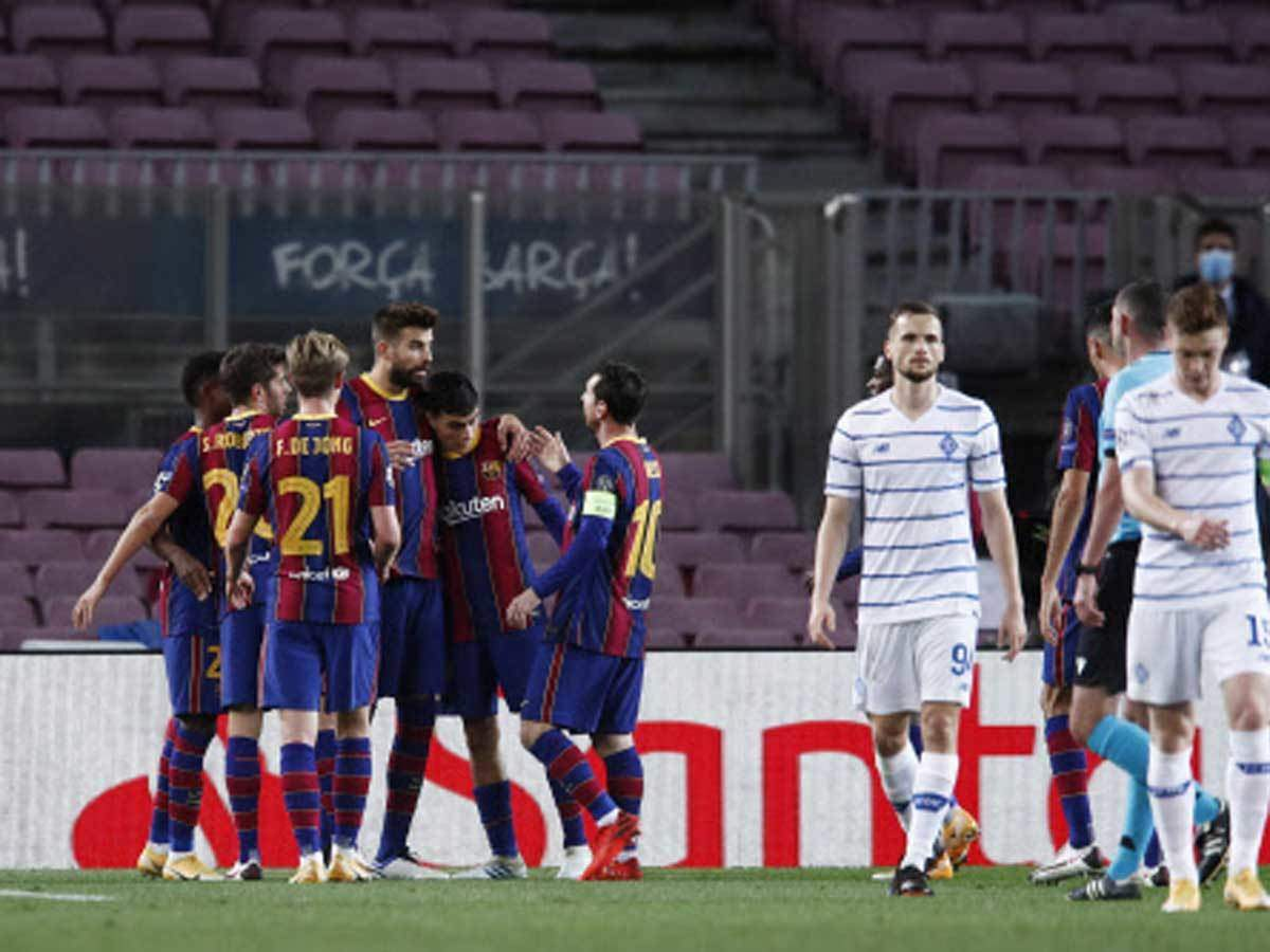 barcelona juventus chelsea win in champions league psg manchester united lose knowledia news