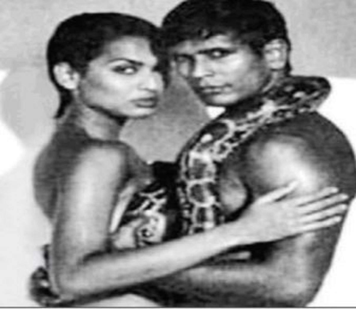 Milind soman nude Nude Photos 78