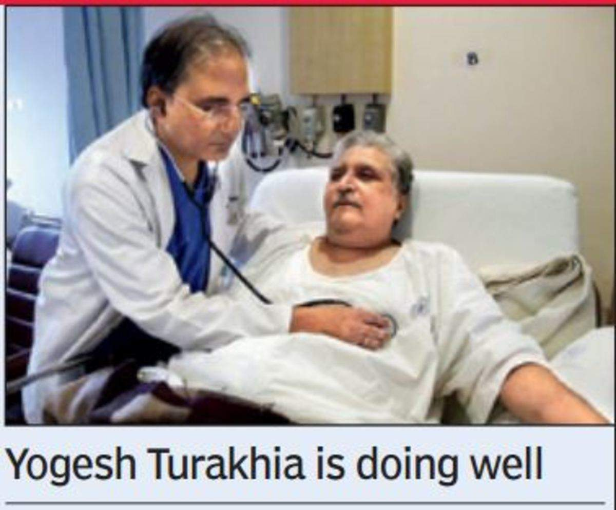 Success story - Tricky op gifts new life to obese heart patient
