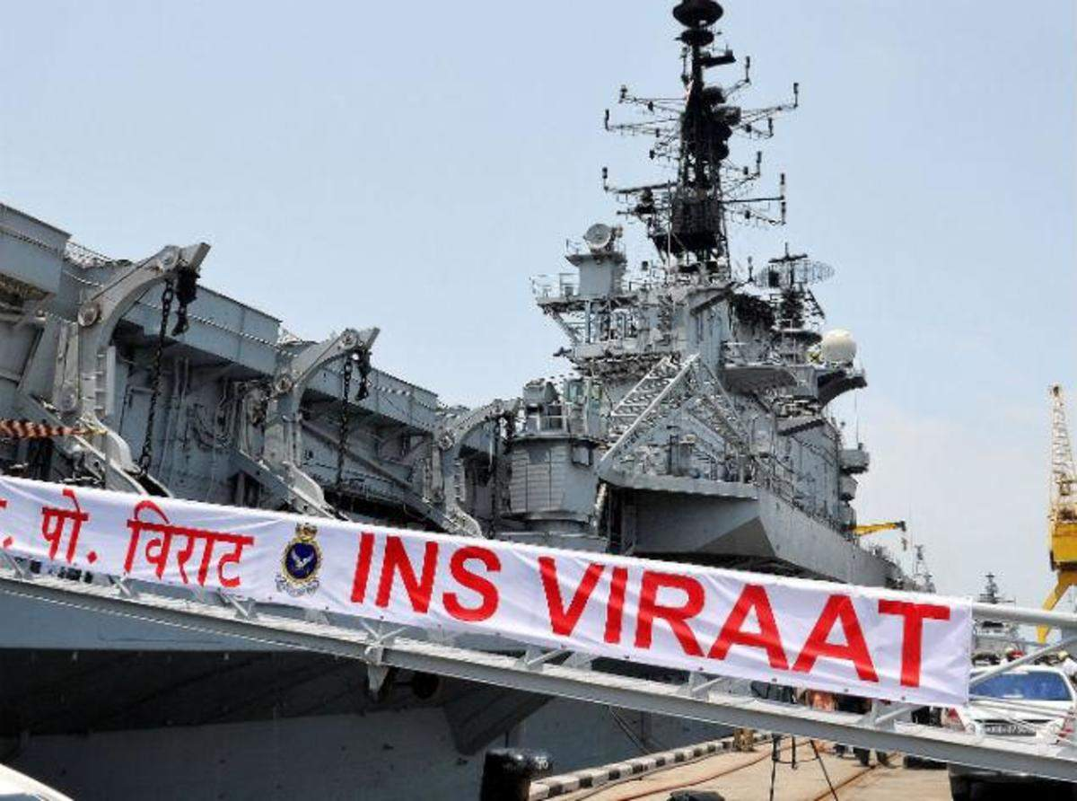 INS Viraat: INS Viraat to be decommissioned next Monday