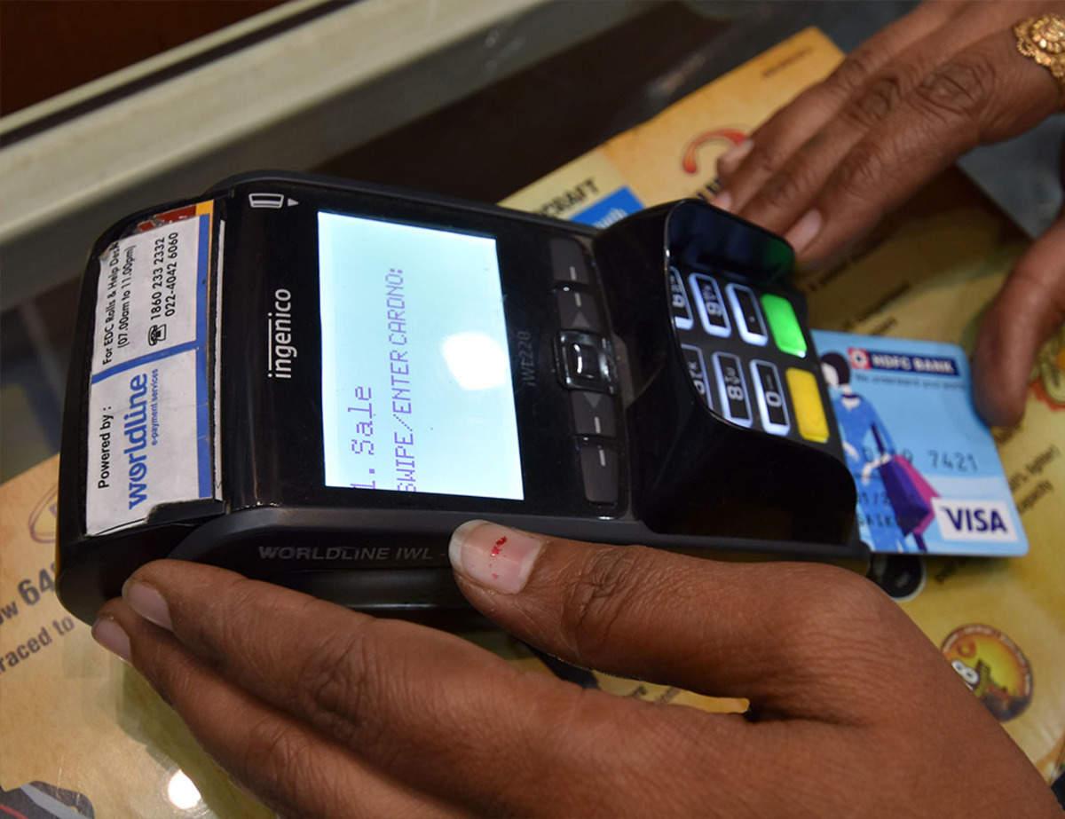 No of swipe machines up 10 lakh since November 8 | India