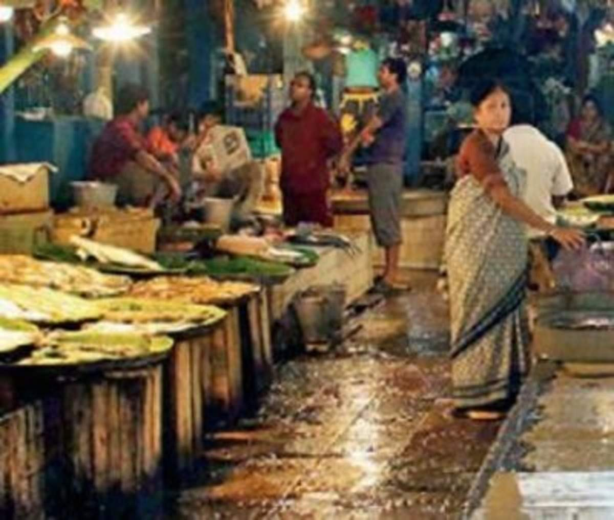Kolkata's raw food is loaded with toxic lead: GSI study | Kolkata