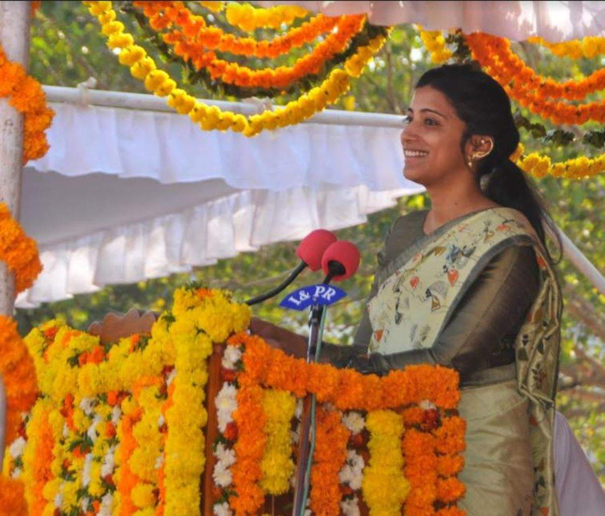 Collector Amrapali Kata: 'It's so funny,' quips Collector