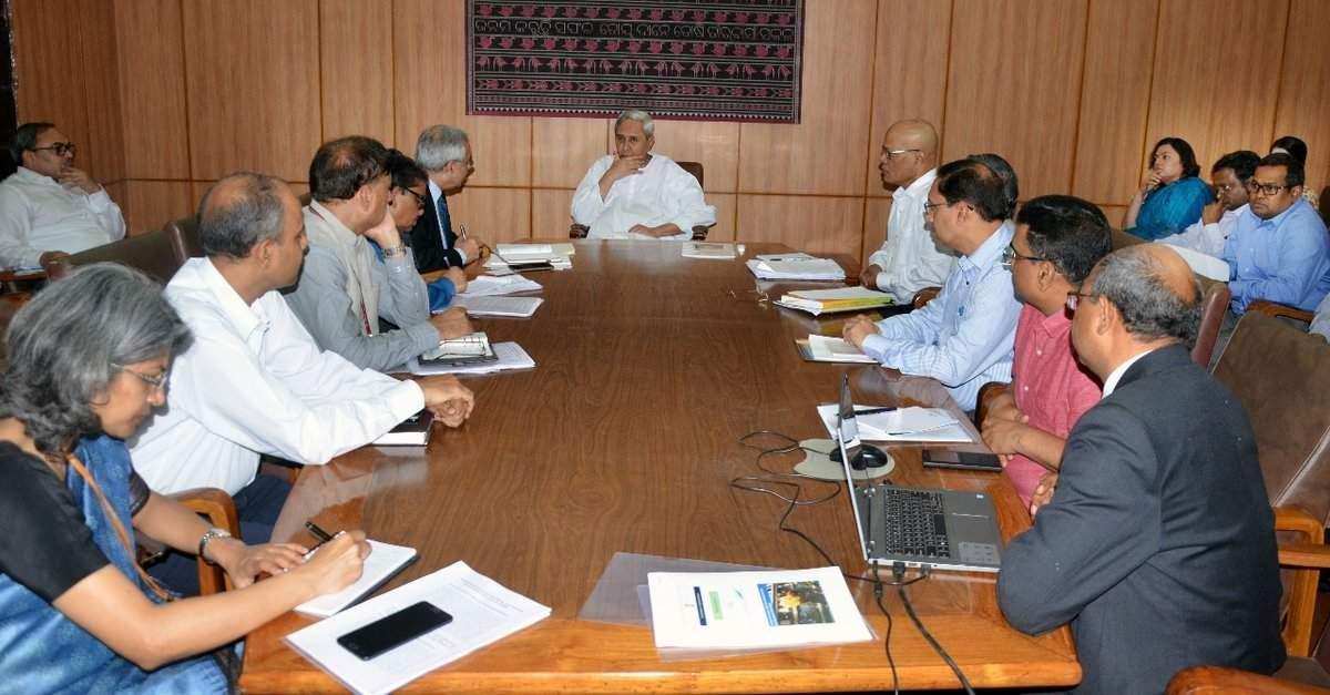 aspirational district initiative : Niti Aayog urges Odisha govt to
