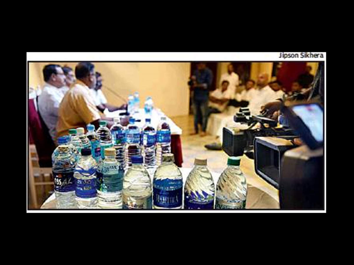 5ebbdfbbdb packaged drinking water: A litre of bottled water to cost Rs 12 per ...