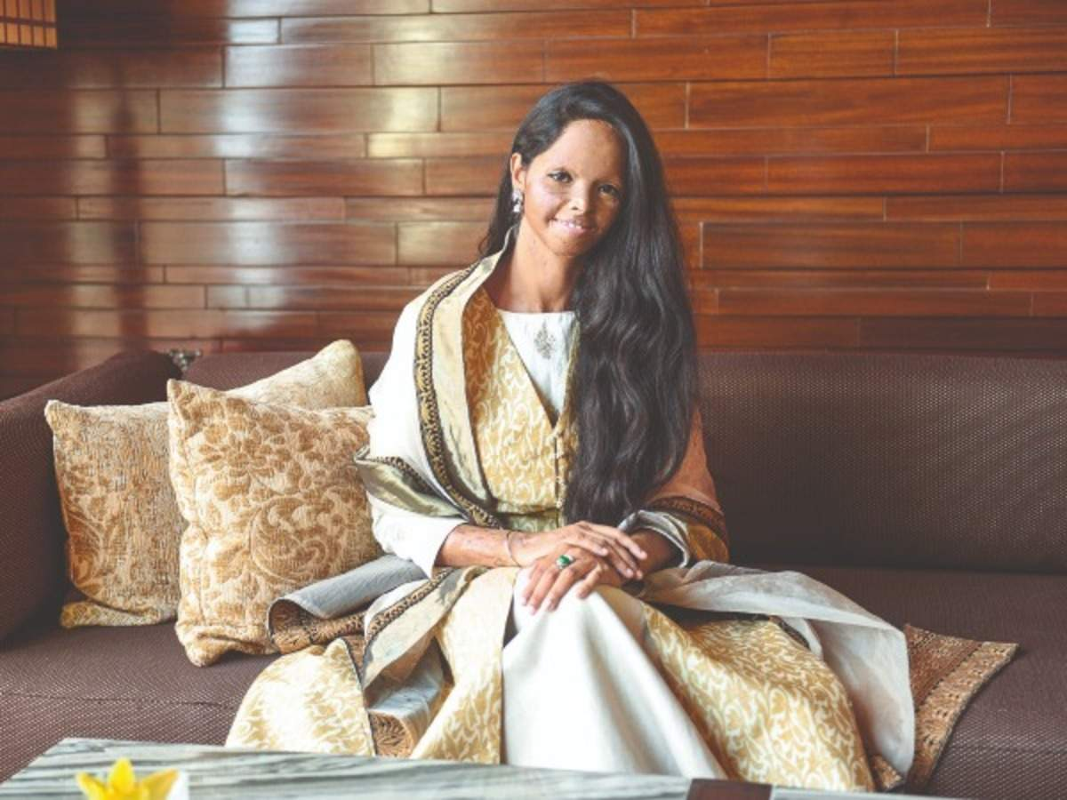Laxmi Agarwal: Laxmi Agarwal: An acid attack does not happen